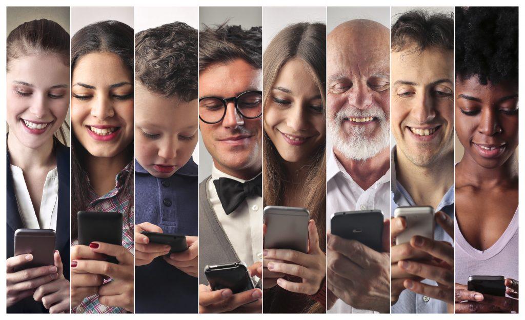 Social media, influencer marketing
